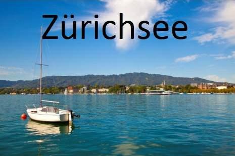 Foto vom Zürichsee