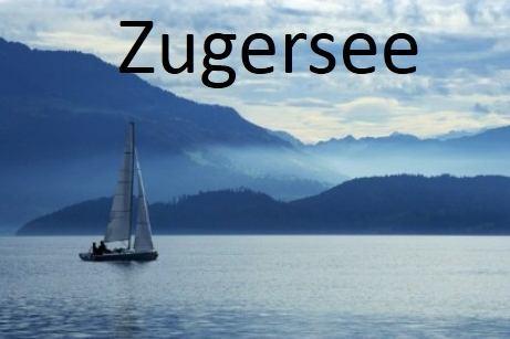 Foto vom Zugersee
