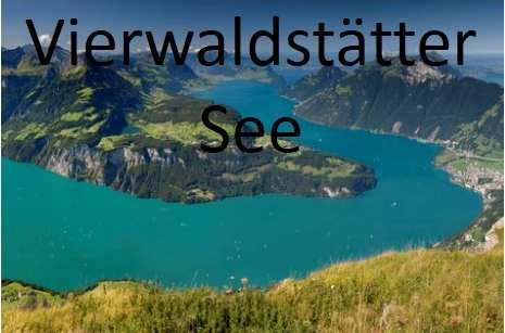 Foto vom Vierwaldstättersee