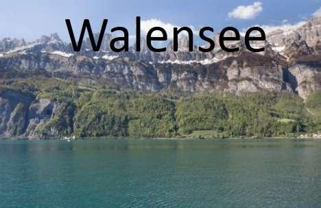 Foto vom Walensee
