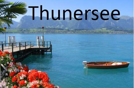 Foto vom Thunersee