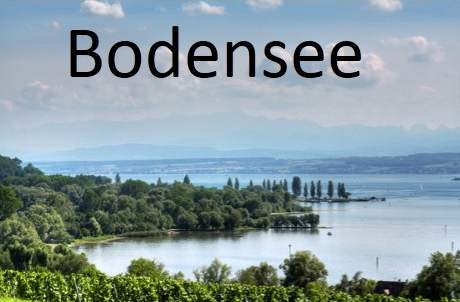 Foto vom Bodensee
