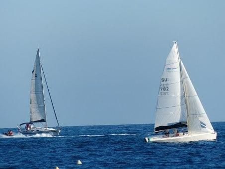 Segeln auf dem Walensee